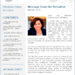 newsletter minds online screenshot