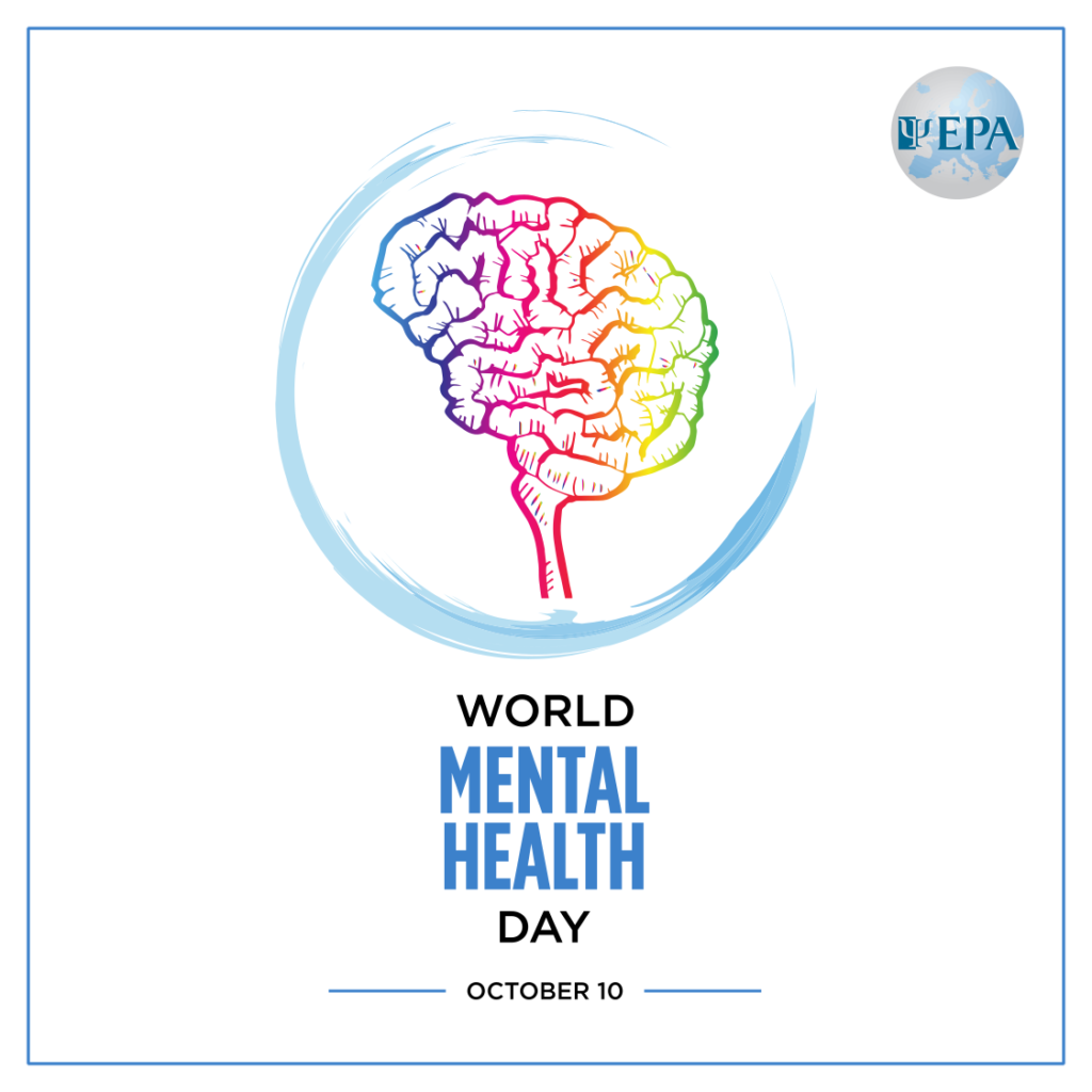 European Psychiatric Association World Mental Health Day