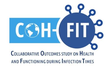 Collaborative Outcomes study on Health and Functioning during Infection Times (COH-FIT)