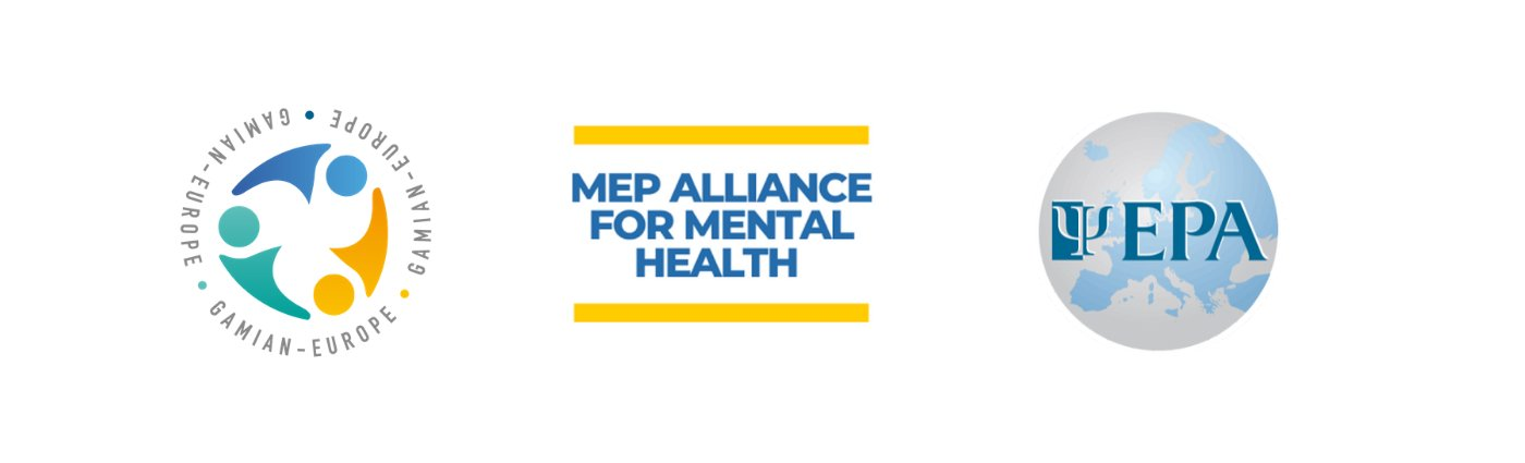 EPA MEP Alliance for mental health GAMIAN-EUROPE